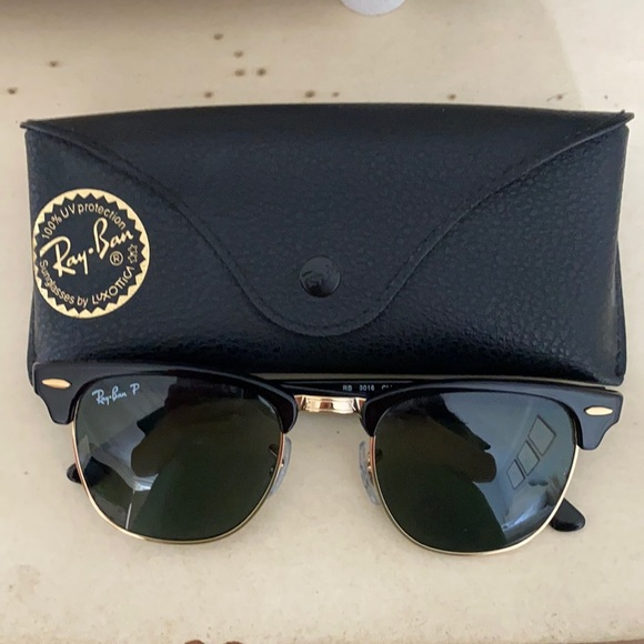 """Ray Ban """" Clubmaster Classic"""" sunglasses"""